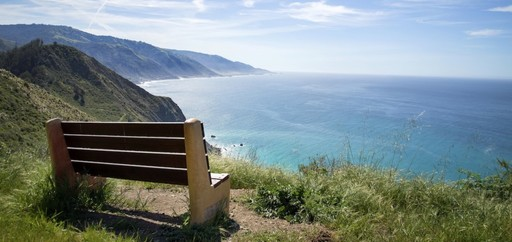 Cover Photo: View from the New Camaldoli Hermitage