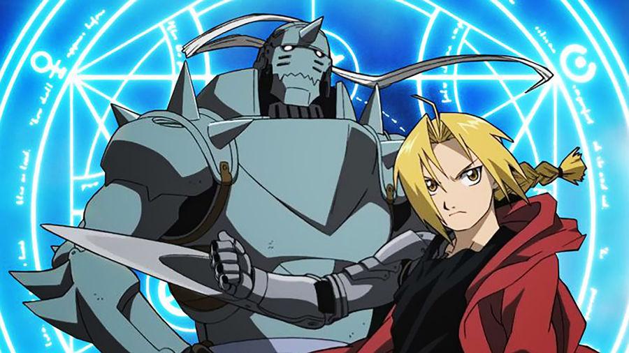 Cover Photo: illustration of Edward and Alphonse from Fullmetal Alchemist