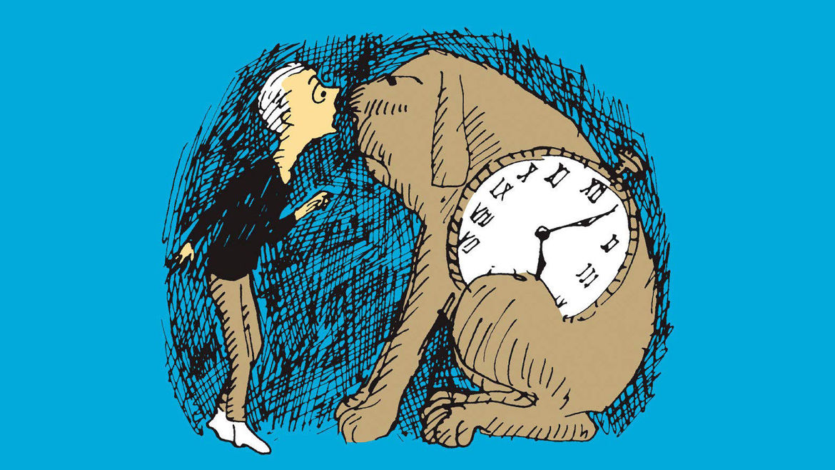 Cover Photo: An image of The Phantom Tollbooth's cover