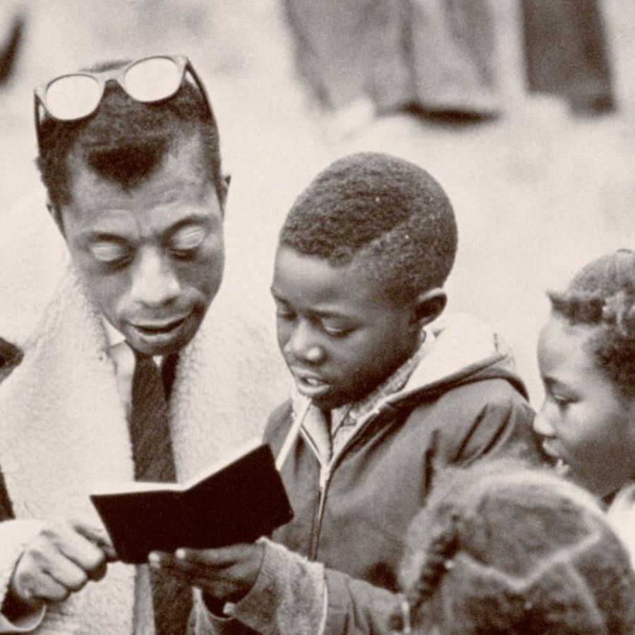 Cover Photo: An Unbearable Tension: On James Baldwin and the Nation of Islam by Ismail Muhammad