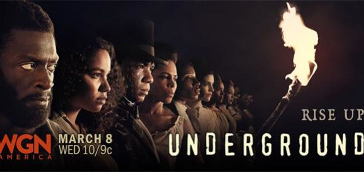 Cover Photo: Underground Releases New Character Posters and It's All Flames!! by Kelisha Graves