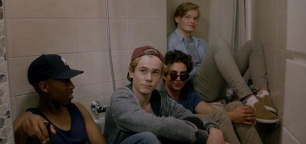 Cover Photo: Honest, High, Heartbreaking: SKAM and the new narratives of youth by Amanda Rosso