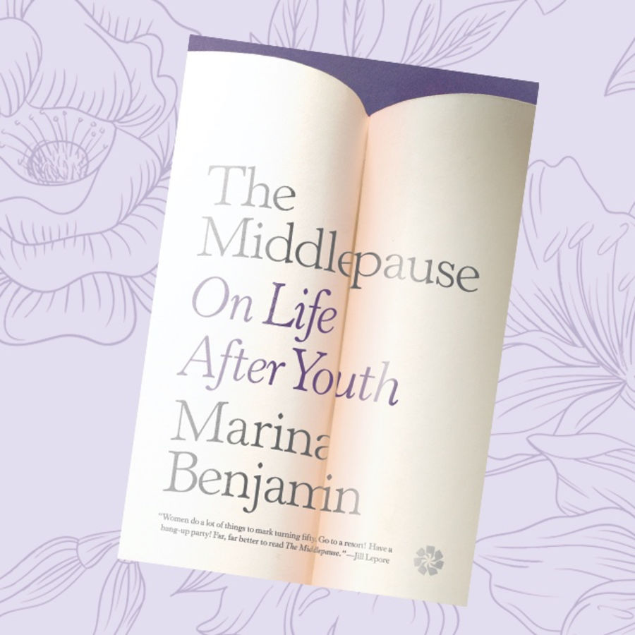 Cover Photo: THE MIDDLEPAUSE, by Marina Benjamin