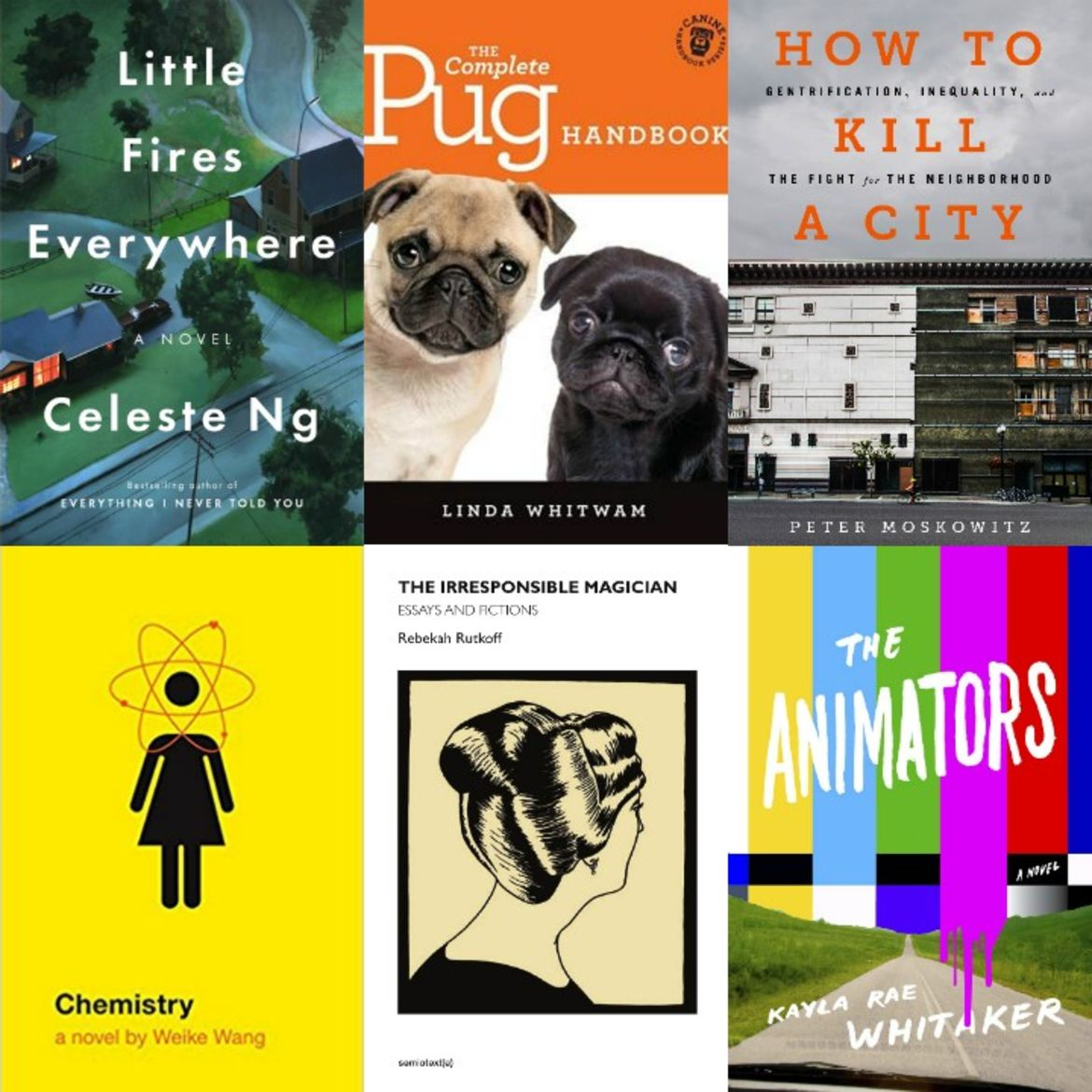 Cover Photo: Catapult Staff Reads by Allie Wuest