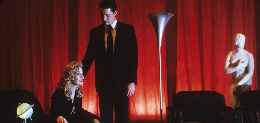 Cover Photo: Still from  the original Twin Peaks