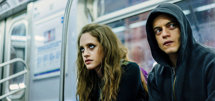 Cover Photo: Still from the television series Mr. Robot