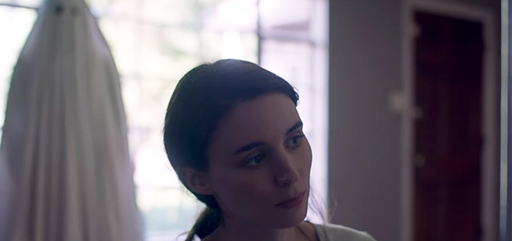 Cover Photo: still from the trailer for A Ghost Story