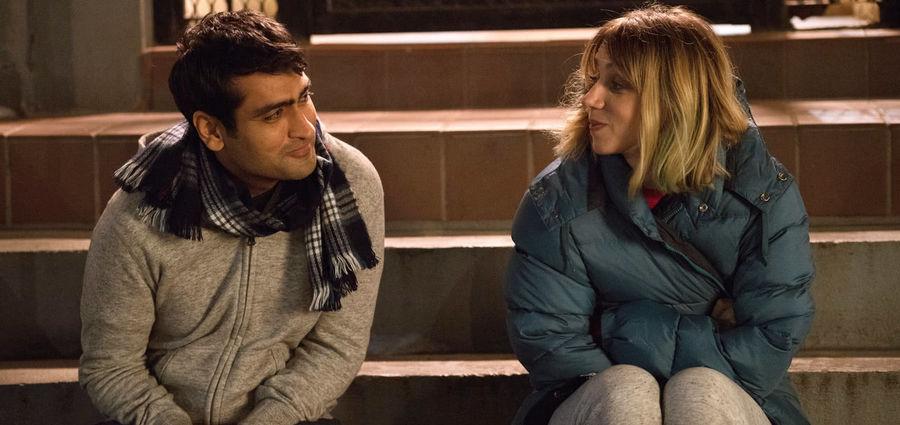 Cover Photo: Kumail Nanjiani and Zoe Kazan in 'The Big Sick'
