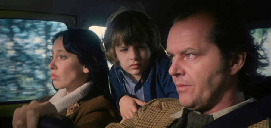 Cover Photo: Shelley Duvall, Danny Lloyd, and Jack Nicholson in 'The Shining' (1980)