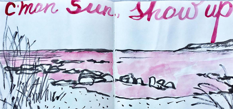 Cover Photo: Ten Days in Scotland. by Dasha Ziborova
