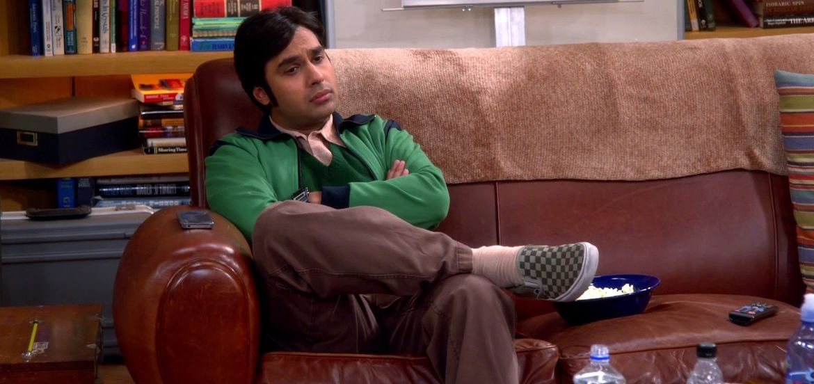 "Cover Photo: Still from the TV series ""The Big Bang Theory"""