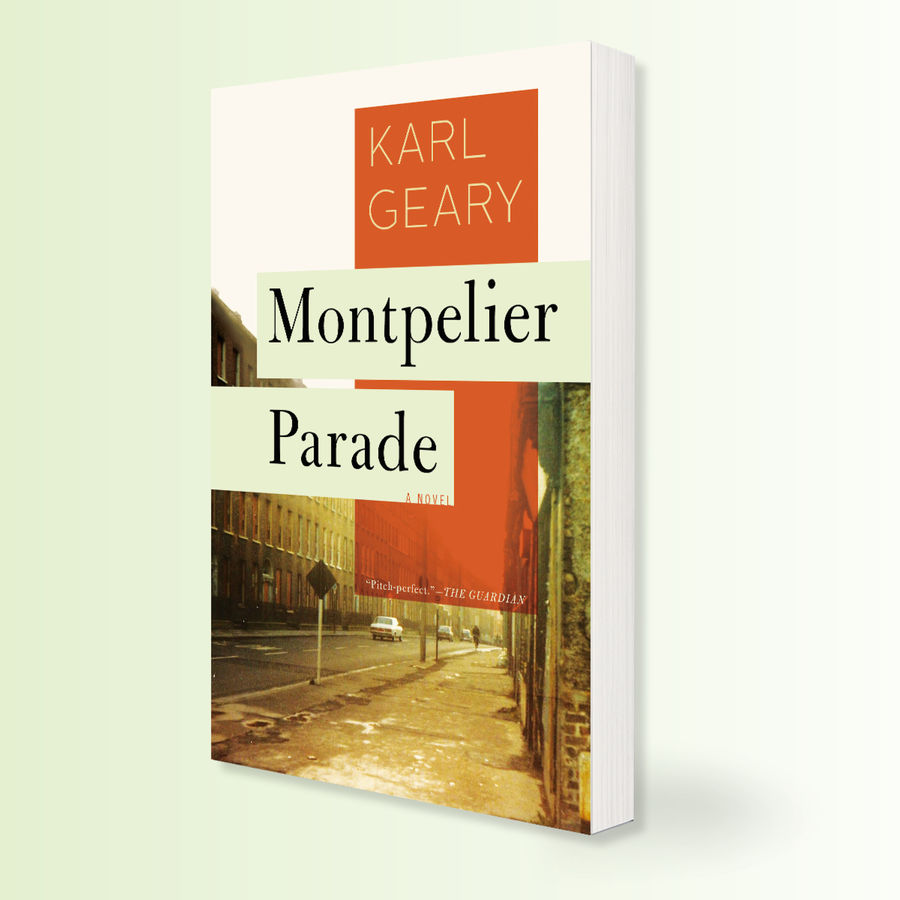 Cover Photo: A Toast to MONTPELIER PARADE by Catapult Books