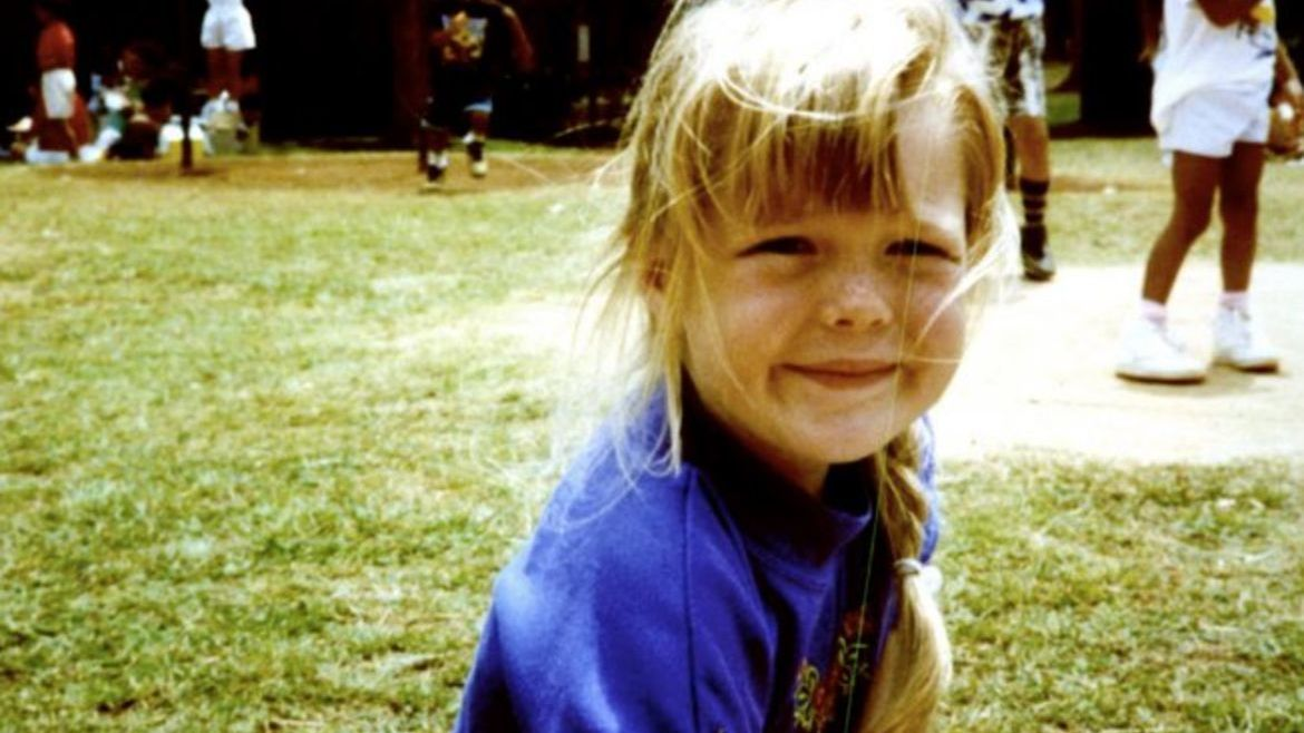 Cover Photo: photo of the author as a child / courtesy of the author