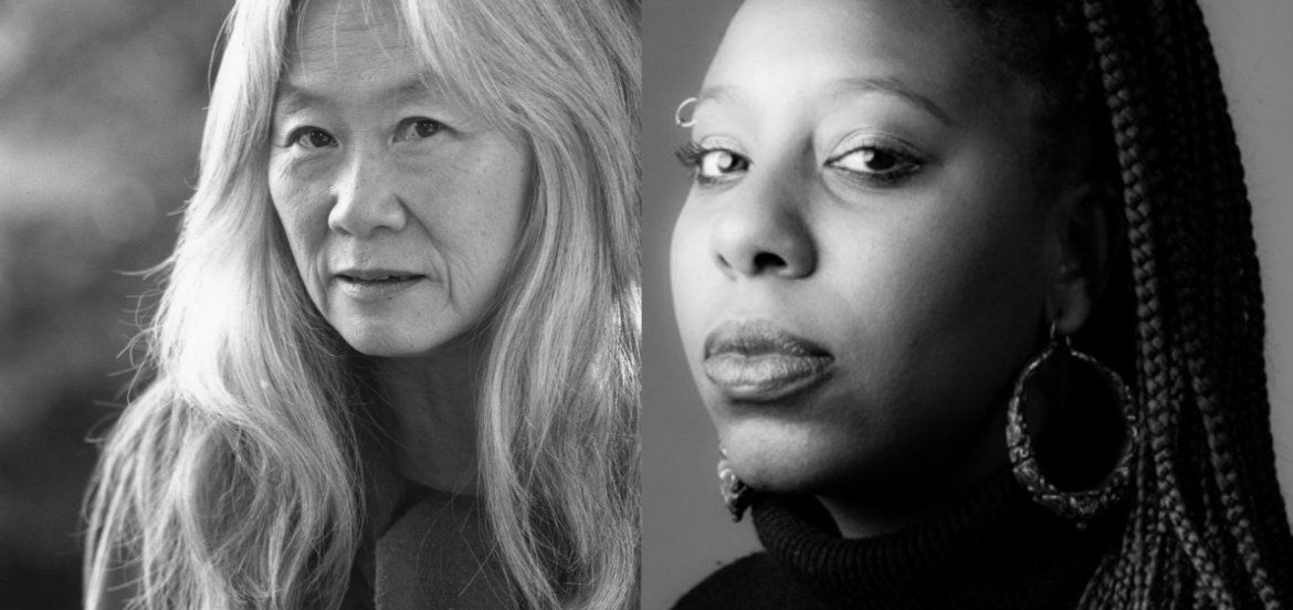 Cover Photo: Maxine Hong Kingston and Morgan Parker/Photos: Paul Mandebaum and Rachel Eliza Griffiths