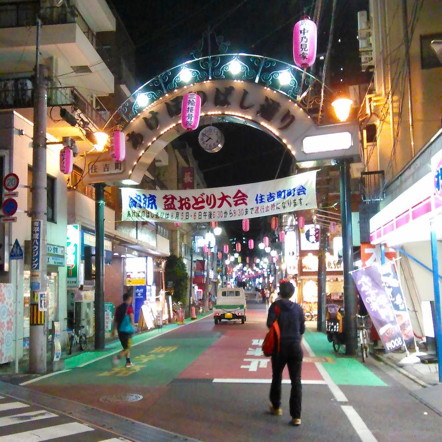 Cover Photo: Near Akebonobashi station, Tokyo / photo courtesy of the author
