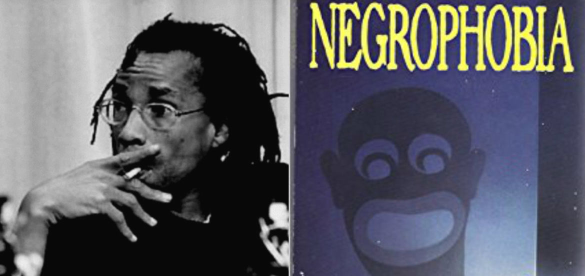 "Cover Photo: ""Negrophobia"": A Novel by Darius James by Michael Gonzales"