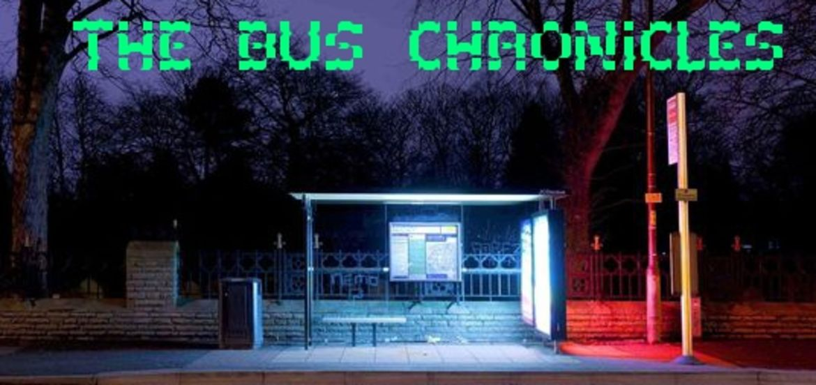 Cover Photo: The Bus Chronicles-Alpha by Brad Baymon