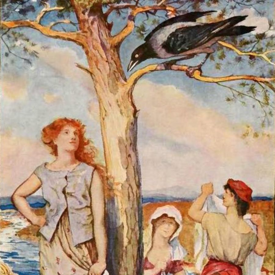Catapult | When Male Fairy Tale Archetypes Are Used to