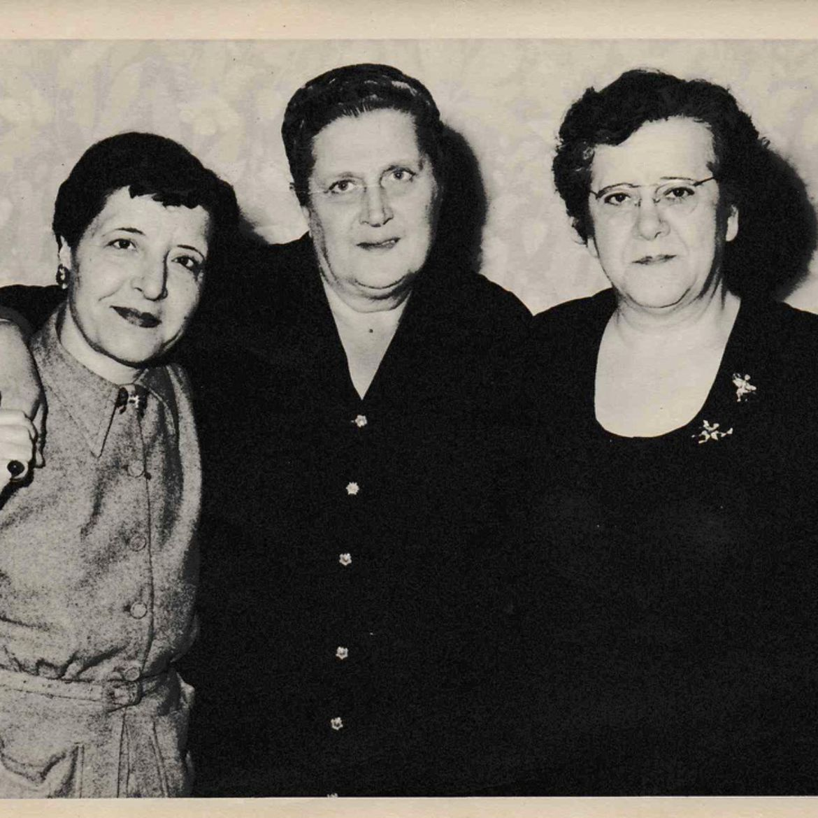 Cover Photo: Author's great-grandmother Rose (left) with family members. Photo courtesy of the author.