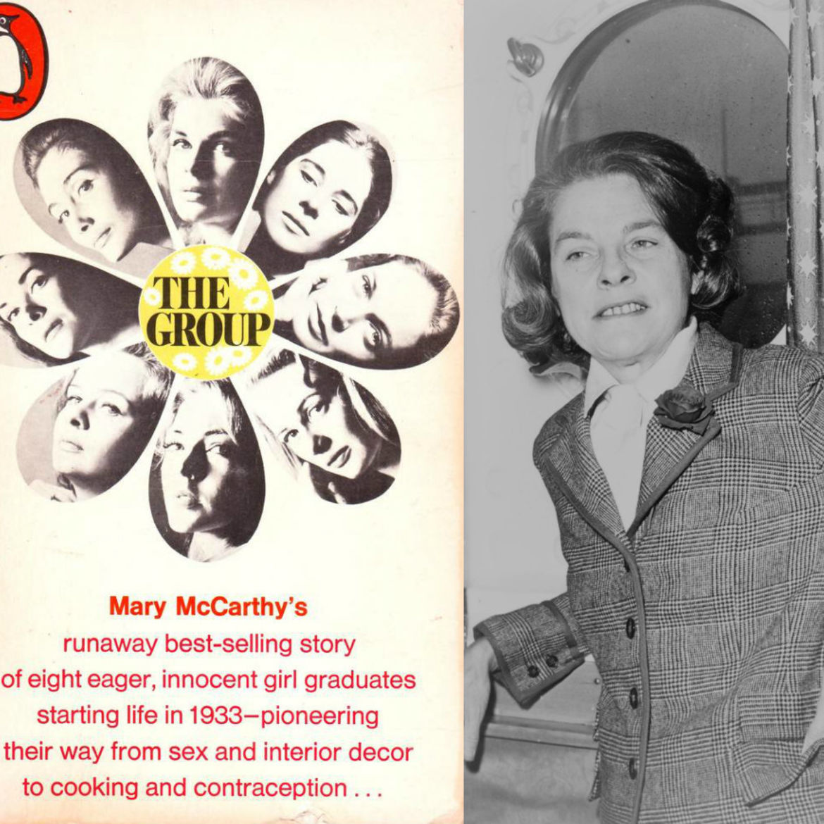 "Cover Photo: Mary McCarthy's ""The Group"": Three Queer Readings by Callum Angus"