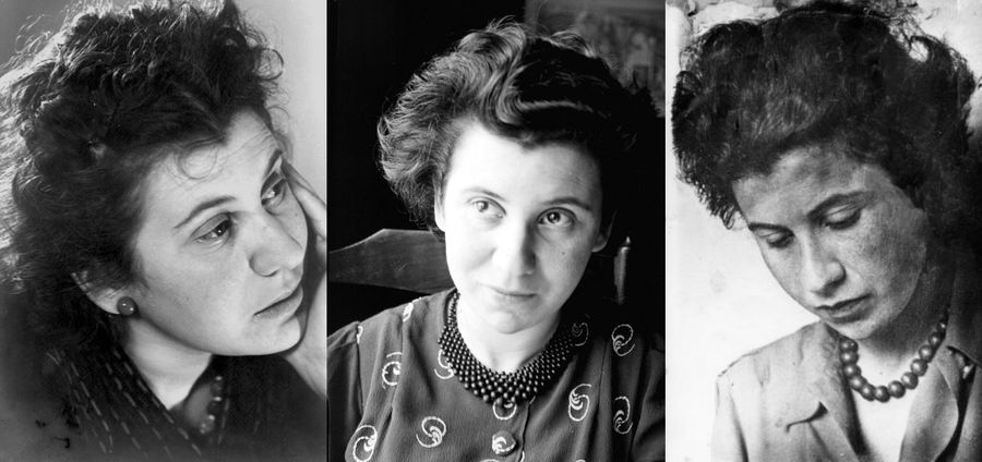 Cover Photo: Etty Hillesum