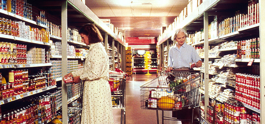 Cover Photo: National Cancer Institute Follows Women to Grocery Store