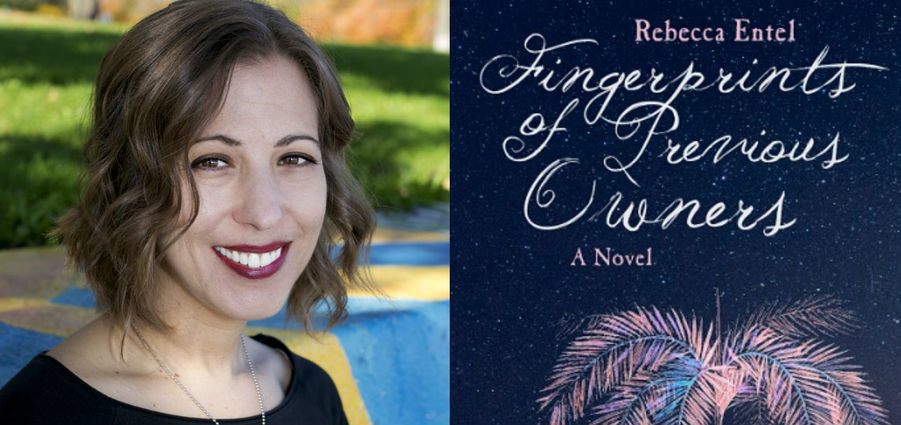 Cover Photo: Author photo by Elizabeth McQuern