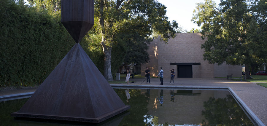 Cover Photo: Rothko Chapel, Houston | photo by Aleksandr Zykov/flickr