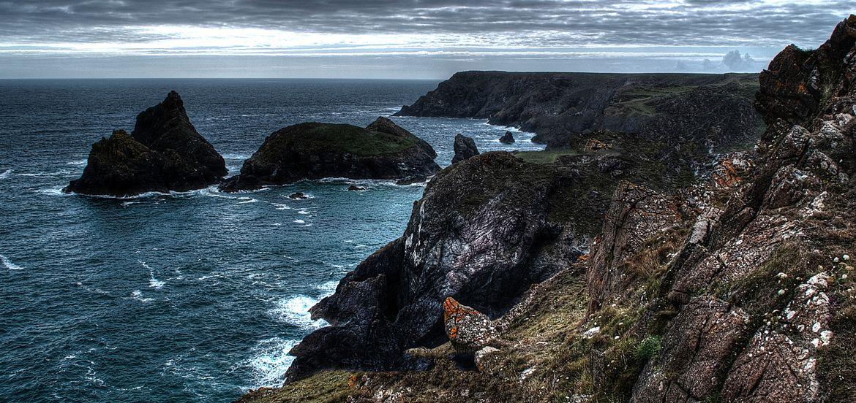 Cover Photo: Toward a Dark Coast by Brandon Taylor