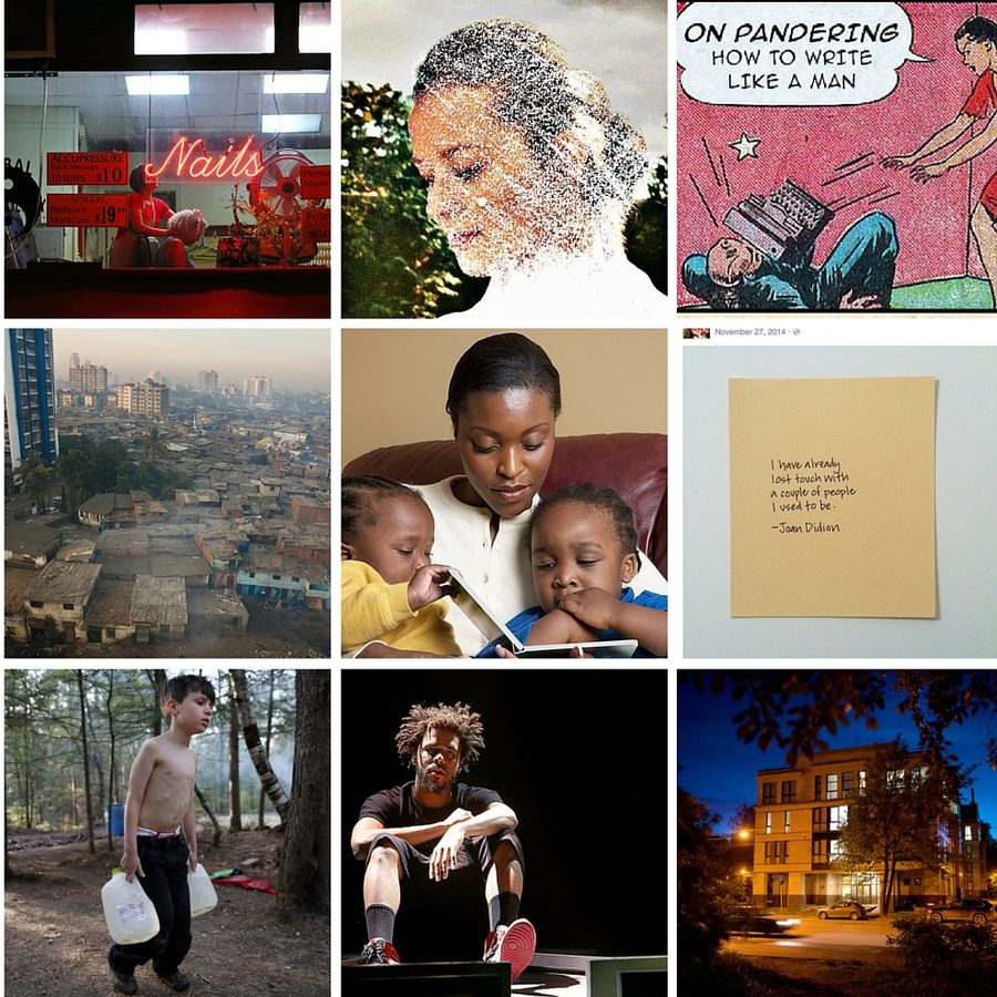 Cover Photo: Catapult Staff Favorites from 2015 by The Editors
