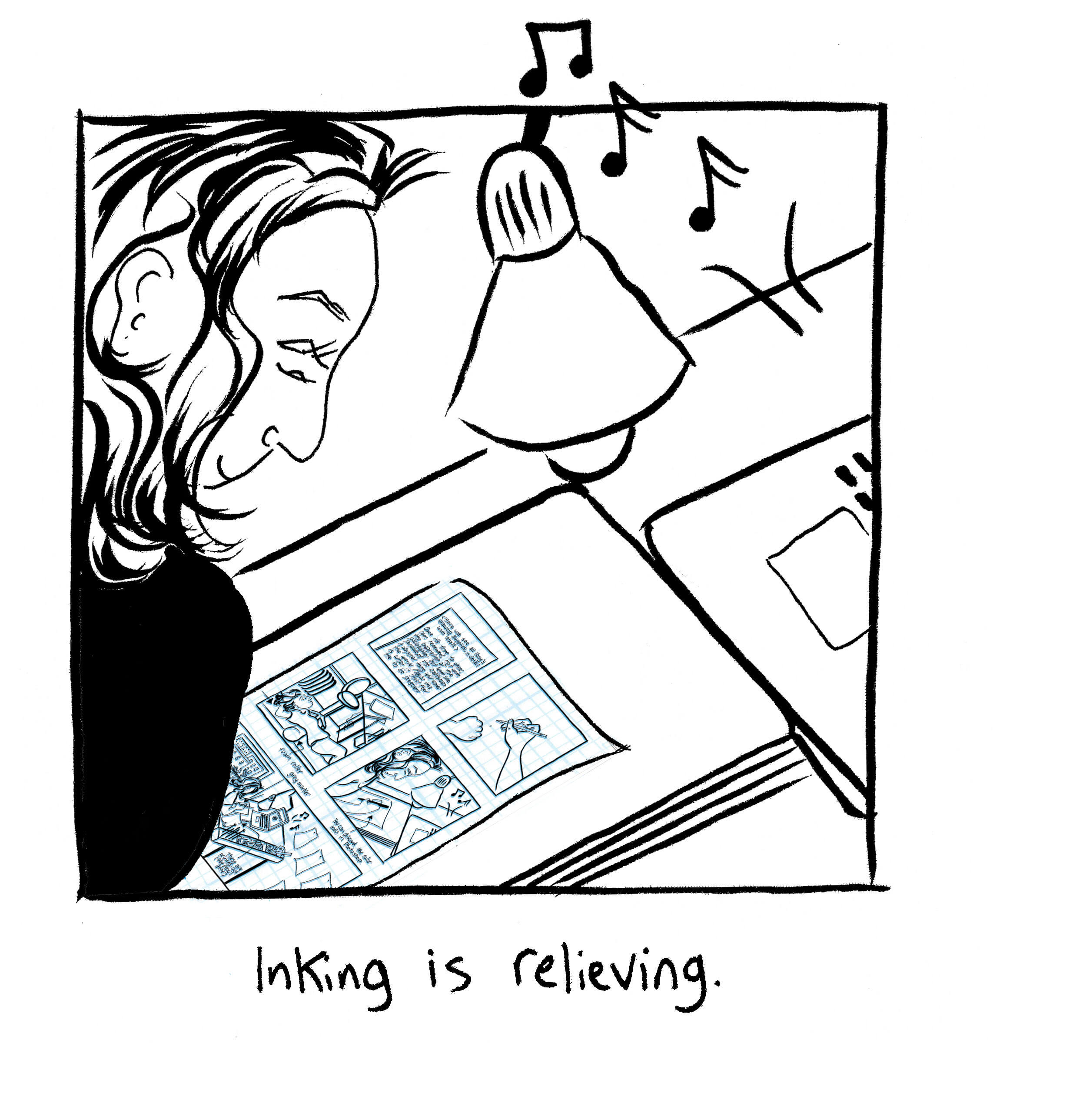 Catapult | How I Made This Comic About How I Make My Comics: An